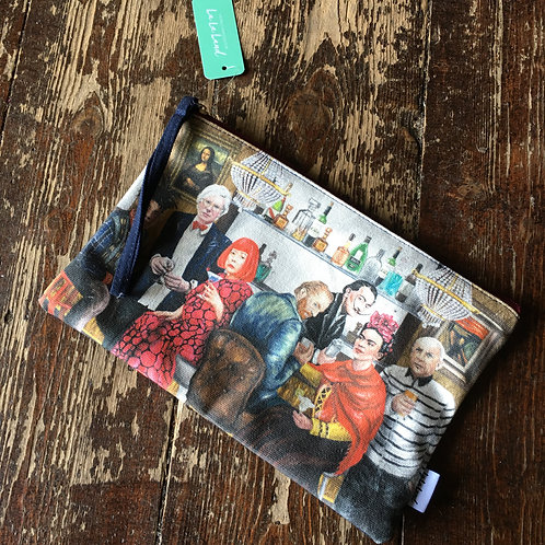 La La Land Clutch Purse