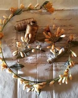 Wedding ornaments @macandmorgan || #old