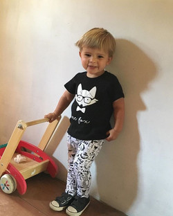Our favourite little man modelling one of our favourite baby ranges M I C K E Y • R O S E ❤ #macandm
