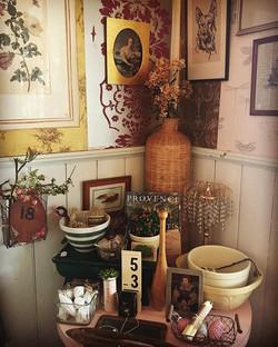Corner of the shop @macandmorgan || open