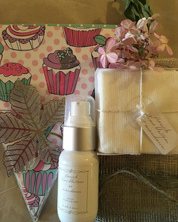 Pamper pack for her @macandmorgan || spe