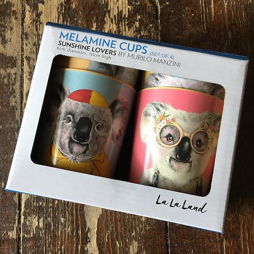 La La Land Melamine Mugs