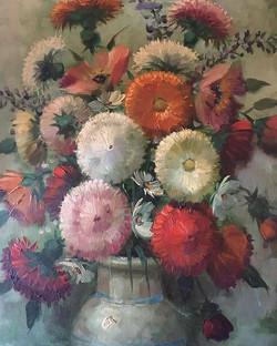 Flowers in a Vase @macandmorgan || Gorge