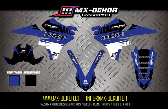 Body Dekor Kit Yamaha