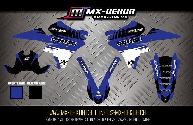 Body Dekor Kit Yamaha