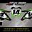 Thumbnail: Nr. Plate Kit Kawasaki