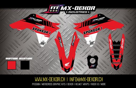 Body Dekor Kit Honda