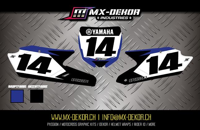 Nr. Plate Kit Yamaha