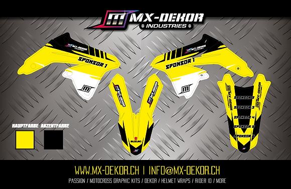 Body Dekor Kit Suzuki