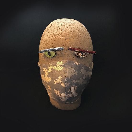 """""""MORAL MASKER"""" Cotton mask"""