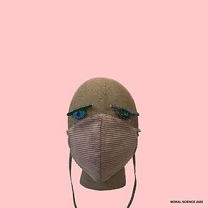 mask, safe, moral masker, cotton, handmade