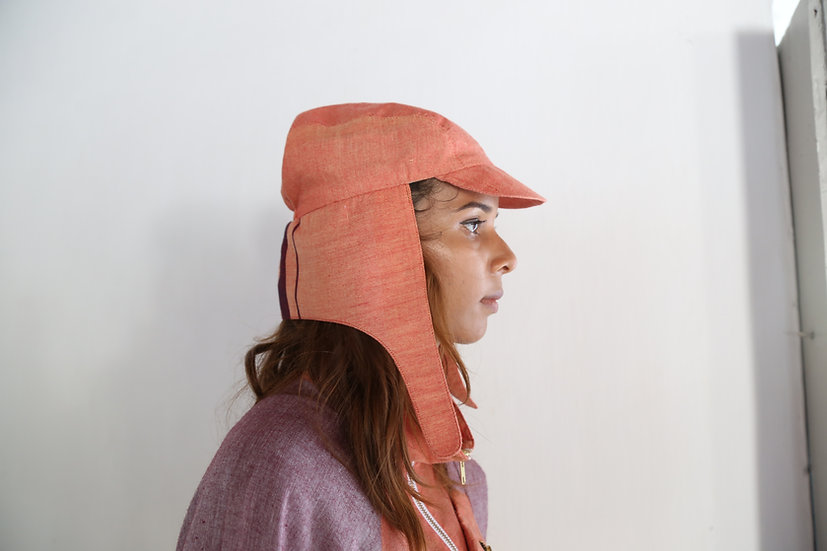 'SCOOTER' HAT 100% COTTON