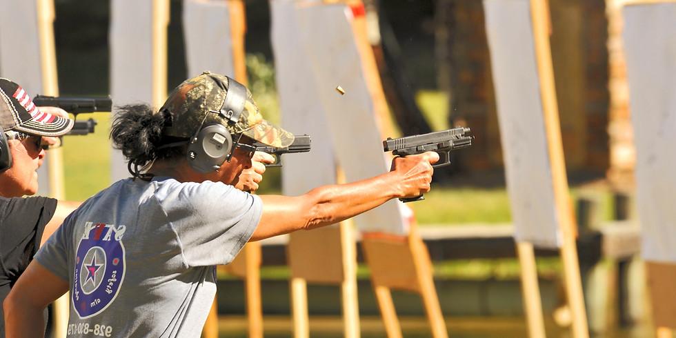 Intermediate Firearms Safety Class