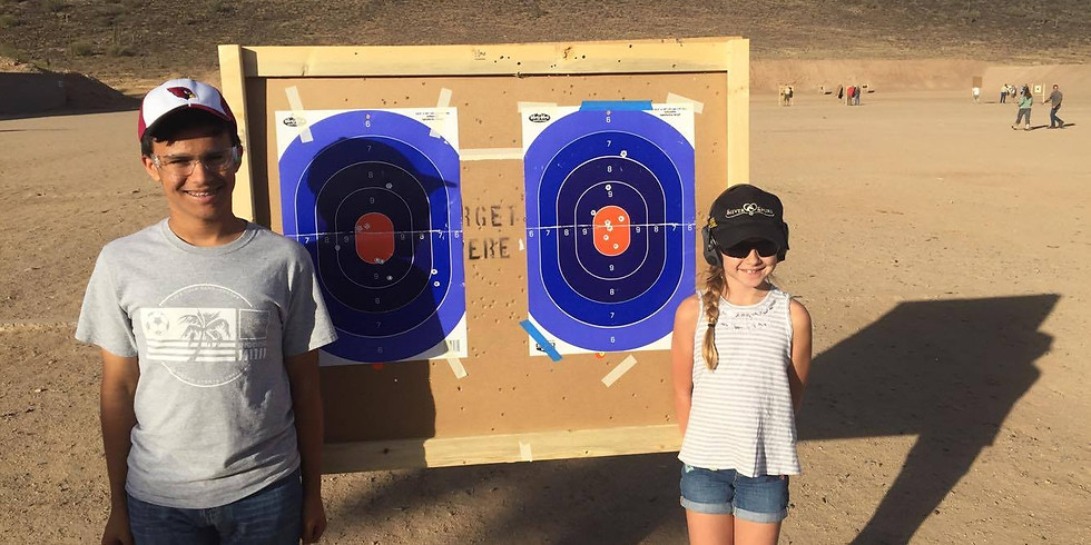 Children's Basic Intro to Firearm Safety
