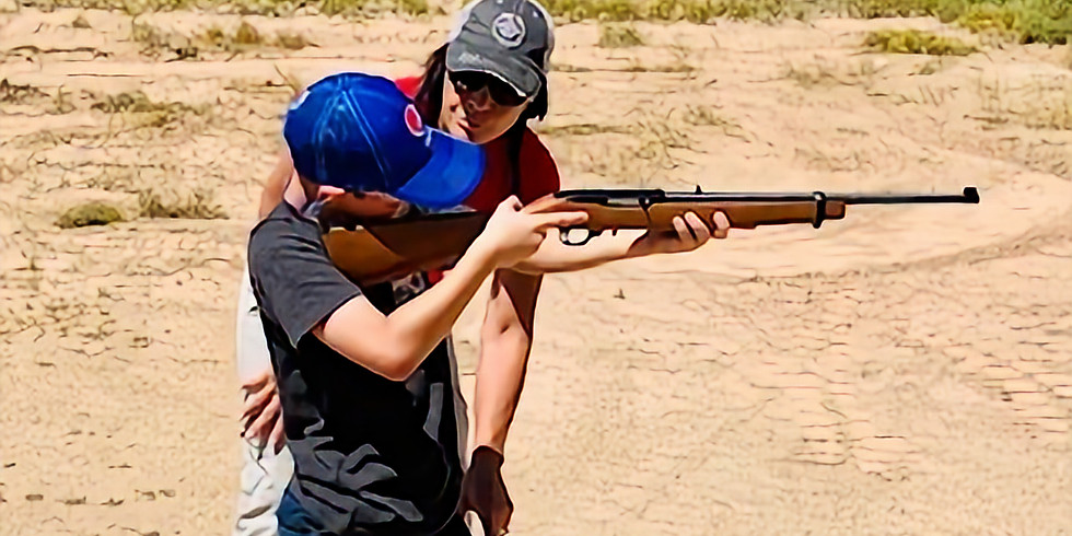 Children's Basic Intro to Firearm Safety (.22 rifle class)
