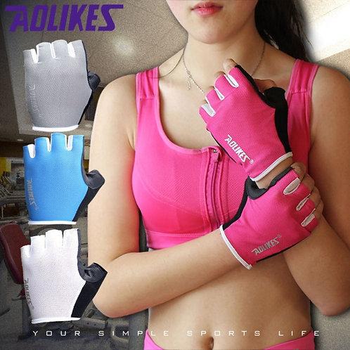 Unisex Training Gym Gloves Body Building Sport Fitness Gloves Exercise