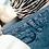 Thumbnail: Women Leggings Denim Jeans Pants With Pocket Slim Leggings Women