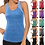 Thumbnail: Women's Yoga Shirts Workout O neck Sleeveless Breathable Mesh Backless