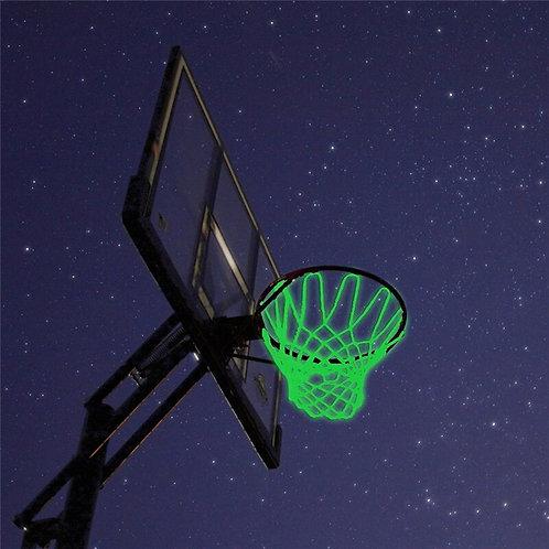 Light Up Basketball Net Heavy Duty Basketball Net Outdoor Shooting