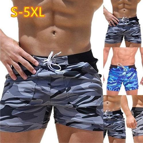 Swimsuit Swimwear Men's Swim Briefs Beach Shorts