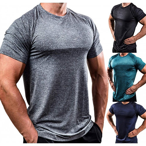 Breathable Sports Running Training Top   Running T-Shirts
