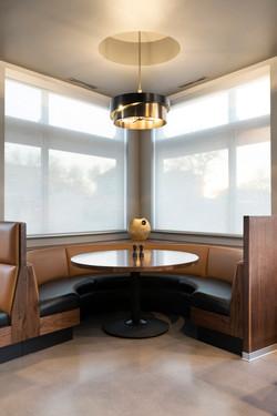 Dining Corner Booth