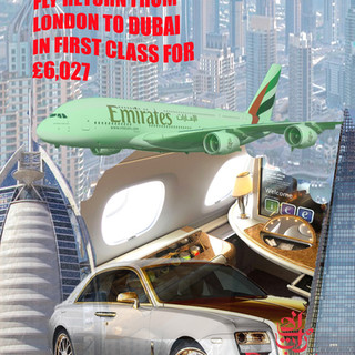 EMIRATES ADVERT