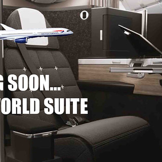 BA CLUB WORLD SUITE
