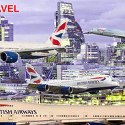 BA PAST, PRESENT AND FUTURE TRAVEL