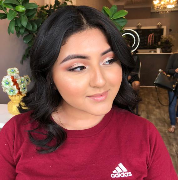 Prom Makeup by Tatiana