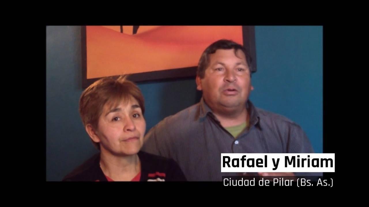 Qué es el discipulado? Testimonio de Rafael y Miriam