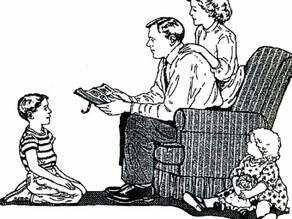 Discipulado en la Familia: Pautas de Crianza en niños pequeños.