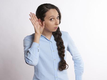 El arte de saber escuchar