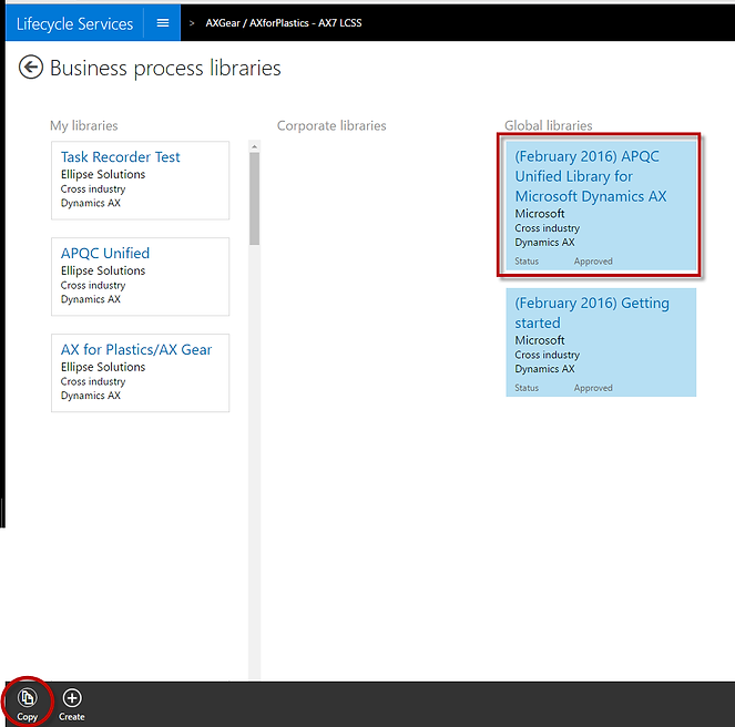 Error Log: The New Microsoft Dynamics AX: Intro To Task Recorder And