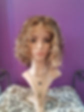 wig, synthetic wig, human hair wig,