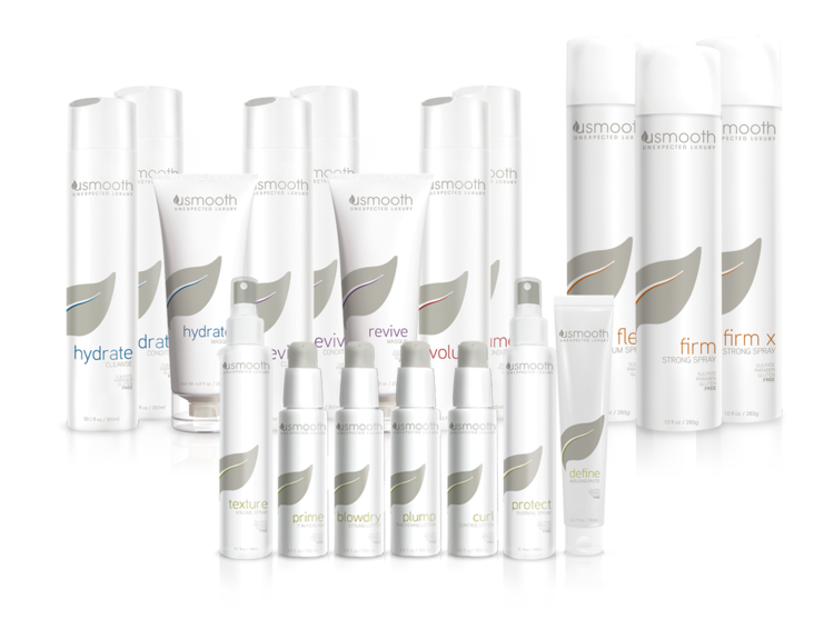 usmooth product lines