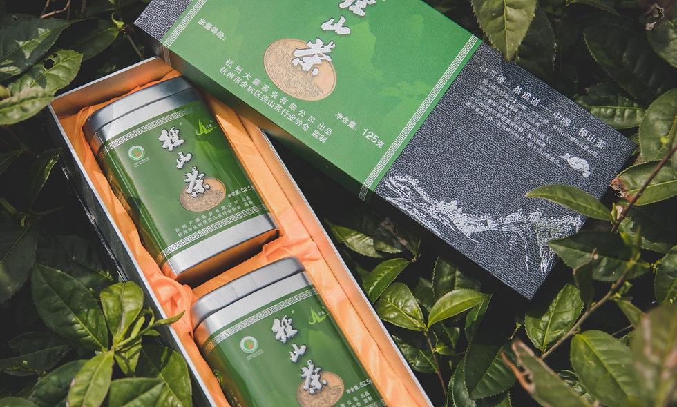Grüner Shantu-Tee - Handverlesen 2019
