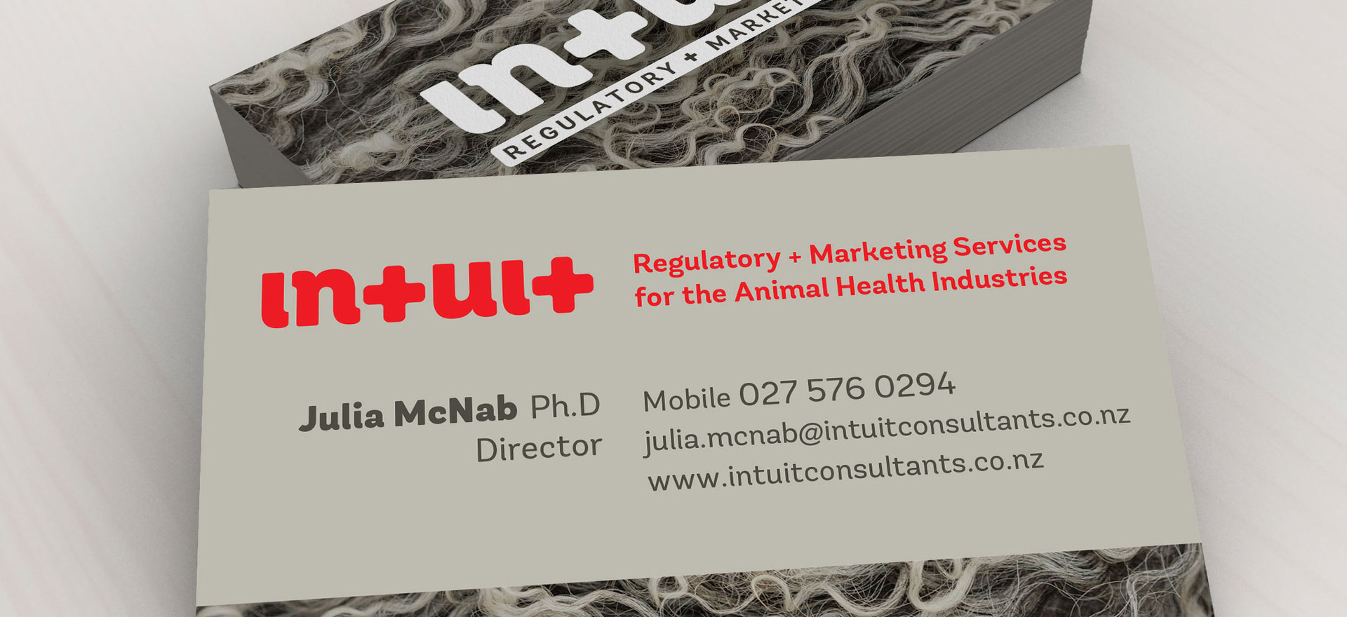 Intuit business card