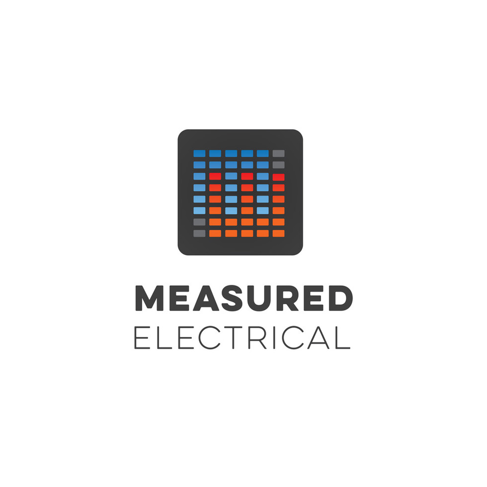 Measured Electrical Logo
