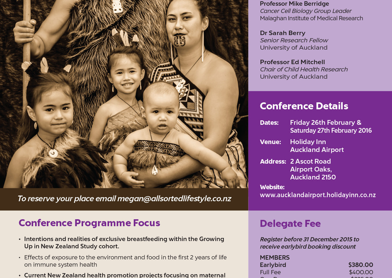 2015 NZLCA Conference Brochure