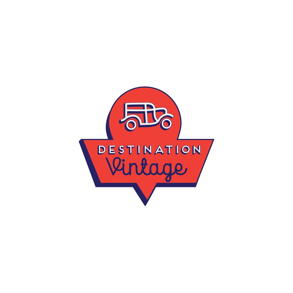 Destination Vintage Logo
