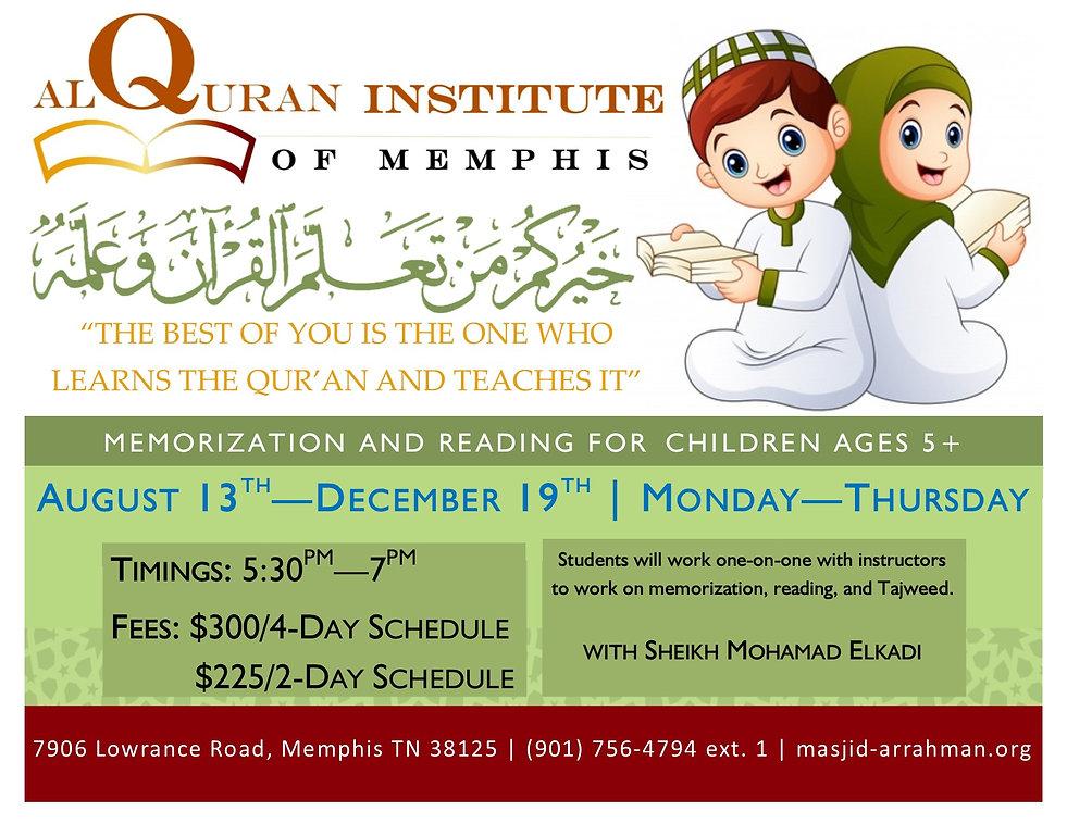 Qur'ran Institute Flyer Fall 2018.jpg