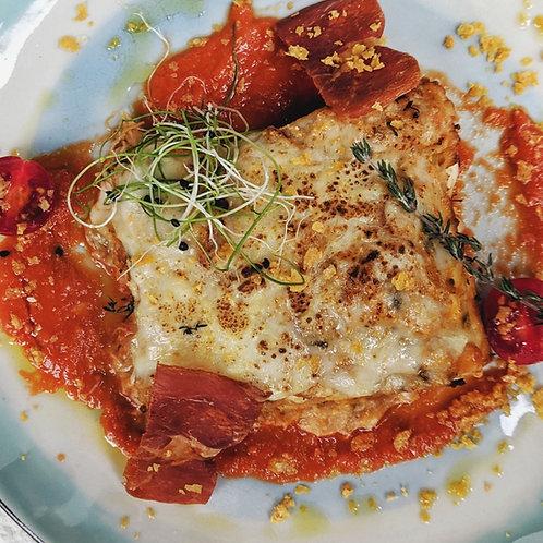 Large Vegetarian Lasagna 2.8kg Serves 6-12