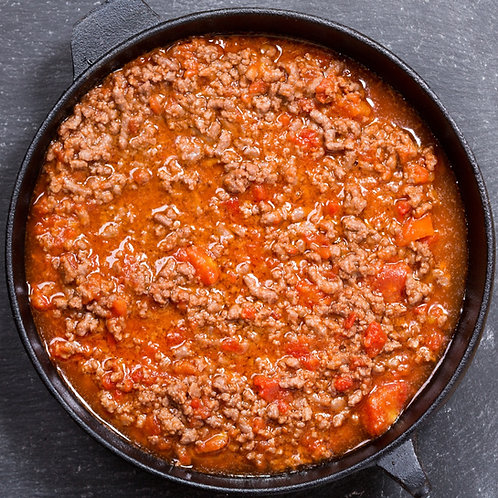 Large Fresh Beef Bolognese Sauce 750gm-Serves 3