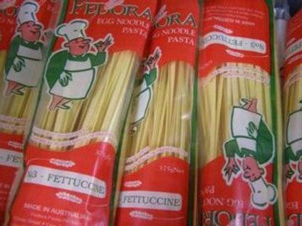 Fettuccine Egg Noodle Pasta