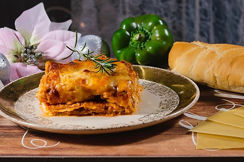 Small Chicken Lasagna 1kg Serves 2-4