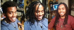 Dreadlock Extensions w/ 2 Yrs Later