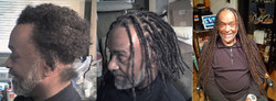 Dreadlock Extensions w/ 8 Yrs Later