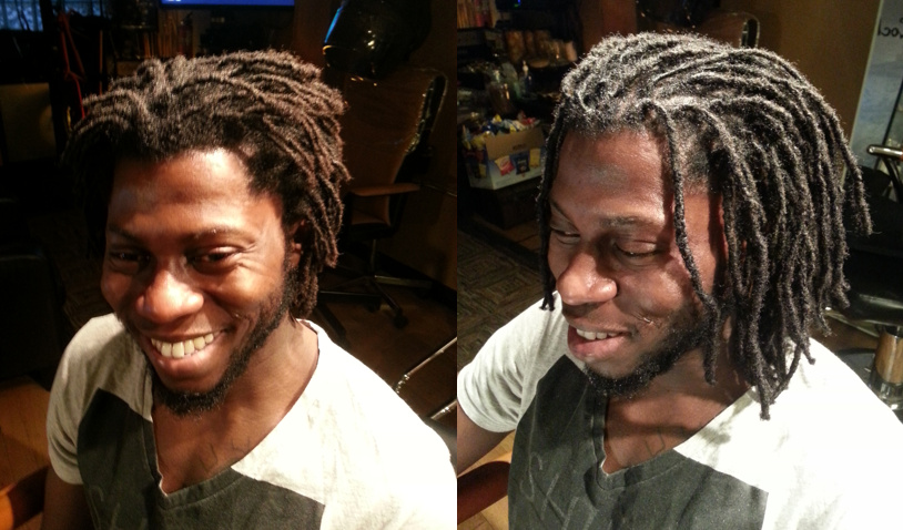 Dreadlock Extensions (Added Length)