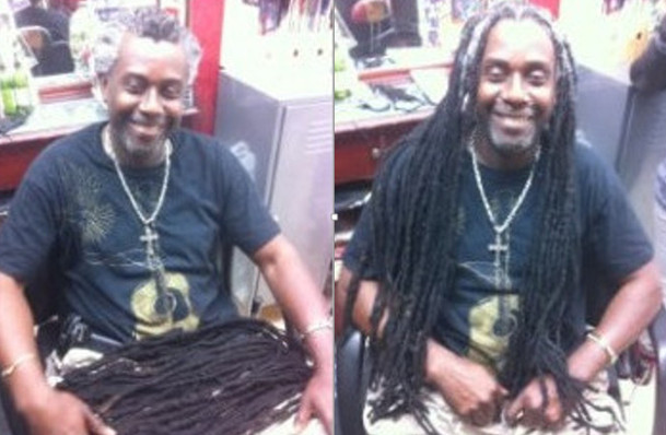 Re-attaching of Dreadlocks